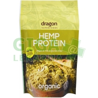 Dragon superfoods Protein z konopných semínek BIO RAW 200g