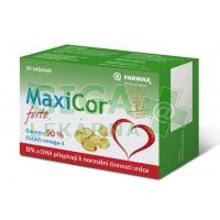 MaxiCor forte 30 tobolek