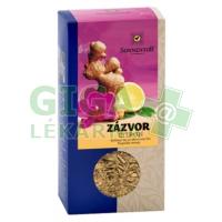 Sonnentor Zázvor - citron - bio čaj s kořením syp. 80g