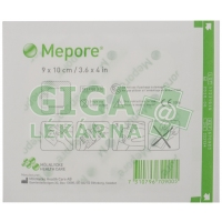 Fixace Mepore náplast sterilní 9x10cm 10ks