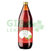 Allnature Goji BIO šťáva 1000ml