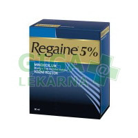 Regaine 5% roztok 60ml