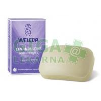 WELEDA Levandulové rostlinné mýdlo 100g
