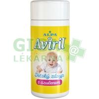 AVIRIL dětský zásyp s azulenem sypačka 100g
