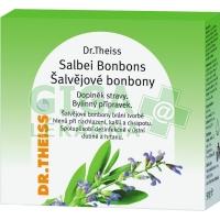 Dr.Theiss Šalvějové bonbóny s vitaminem C 50g