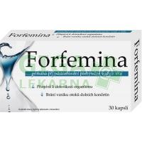 Forfemina - přípravek na odvodnění těla cps.30