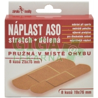 Náplast ASO Stretch KRB MIX 16ks