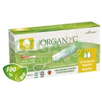 Organyc ORGDT01 DH Tampóny Regular 16ks