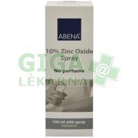 Zinková mast ve spreji (10% zinkoxid) 100ml
