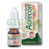 Aurecon drops forte Junior 10ml