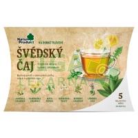 Naturprodukt Švédský čaj polštářová krabička 5x2g