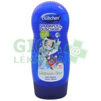 Bübchen Kids šampon a sprchový gel 230ml - Kosmonaut