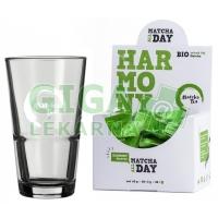 Bio Matcha tea Harmony 30x2g + sklenice 250ml ZDARMA