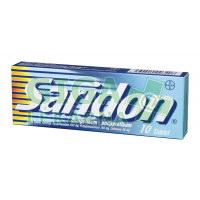 Saridon 10 tablet