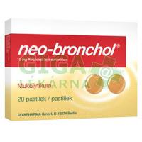 Neo-Bronchol pastilky 20x15mg