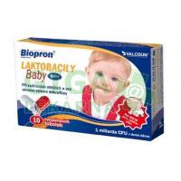 Biopron LAKTOBACILY Baby BiFi+ 10 tobolek