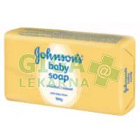 Johnsons Baby mýdlo med 100g