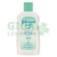 Johnsons Baby olej aloe vera 200ml