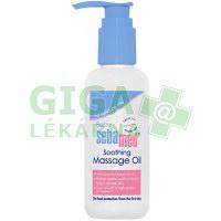 Sebamed dětský masážní olej 150ml