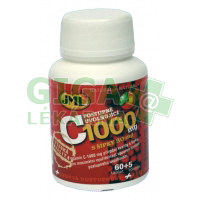 JML Vitamin C1000mg s šípky 65 tablet