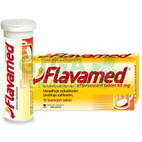 Flavamed 60mg 10 šumivých tablet