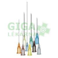 Injekční jehla STERICAN 0.45x25mm hnědá 100ks