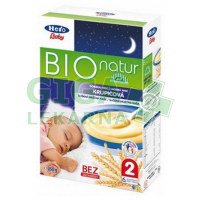 Hero baby BIOnatur Dobrou noc kaše krupicová 250g