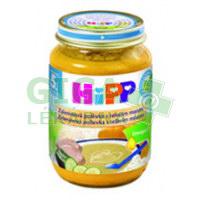 HiPP Baby Menu BIO Zeleninová polévka s telecím masem 190g