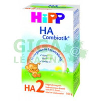 HiPP MLÉKO HA2 Combiotic 500g