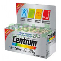Centrum SILVER s Multi-Efektem 60 tablet
