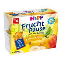 HiPP OVOCE 100% Jablka s banány 4x100g