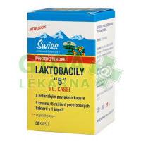 Swiss Laktobacily 5 - 30 kapslí