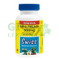 Swiss Mini Palma 500mg 30 kapslí