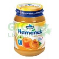 Hamánek kojenecká výživa s meruňkami neslazená 180g
