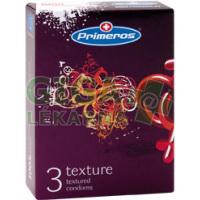 Prezervativ Primeros texture 3ks