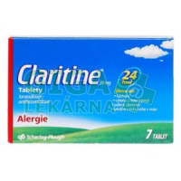 Claritine 7 tablet