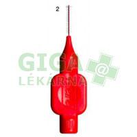TePe mezizubní kartáčky G2 červené 0.5mm 8ks