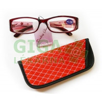 Brýle čtecí s pouzdrem American Way +1,50