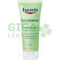EUCERIN DermoPURIFYER Jemný čistící peeling 100ml
