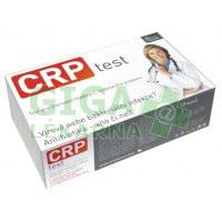 CRP test - 10 testů