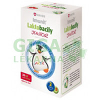 Laktobacily SWISS Imunit JUNIOR 30+6 tablet ZDARMA