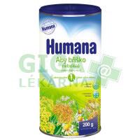 Humana čajový nápoj Aby bříško nebolelo od 1. týdne 200g
