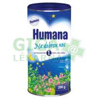 Humana čajový nápoj Na dobrou noc od 2. týdne 200g