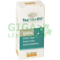 Tea Tree Oil 100% čistý 10ml Dr.Müller