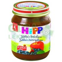 HiPP OVOCE Jablka s borůvkami 125g