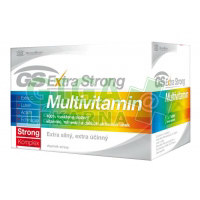 GS Extra Strong Multivitamin 30+10 tablet
