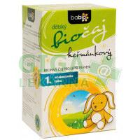 BABIO Dětský heřmánkový čaj 20x1g BIO