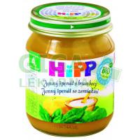 HiPP ZELENINA BIO Špenát s brambory 125g