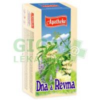 Apotheke Dna a Revma čaj 20x1,5g