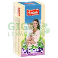 Apotheke Pro kojící matky čaj 20x1,5g